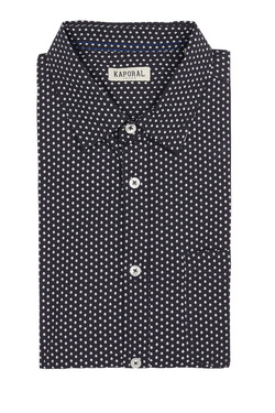 Chemise manches longues KAPORAL MELLY Bleu marine