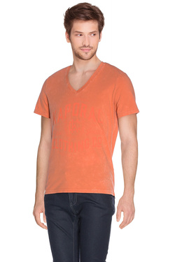 KAPORAL - Tee-shirtCOSYE16M11Orange