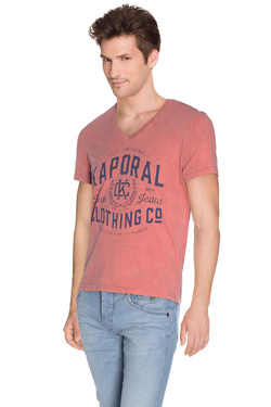 KAPORAL - Tee-shirtCOSYE16M11Rose