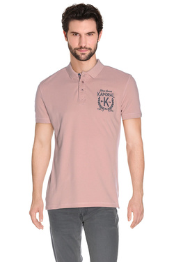 Polo KAPORAL SUITE16M91 Rose pale