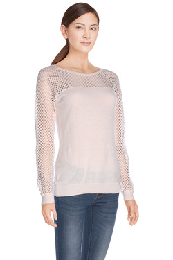 KAPORAL - Tee-shirt manches longuesNINIE16W52Rose pale