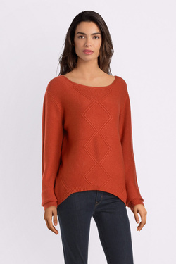 Pull KATMAI 54KA2PU300 Orange