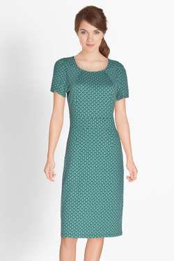 Robe KING LOUIE MONA DRESS ICONO Vert