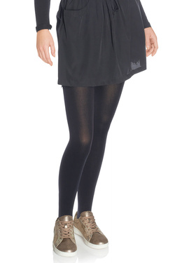 Collant KING LOUIE TIGHTS SOLID Noir