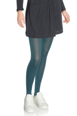 Collant KING LOUIE TIGHTS SOLID Vert