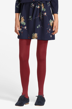 Collant KING LOUIE TIGHTS SOLID Brique