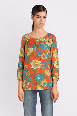 Blouse KING LOUIE 04025 SHIRLEY TOP¨ Orange