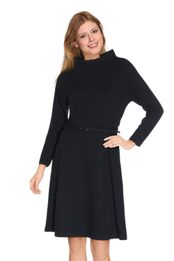 Robe KING LOUIE 6258819 Noir