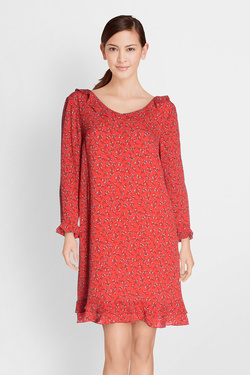 Robe KOOKAI 181R4531 Rouge
