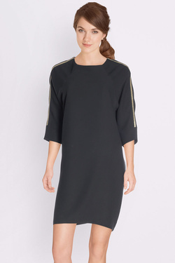 Robe LA FEE MARABOUTEE FB1822 Noir