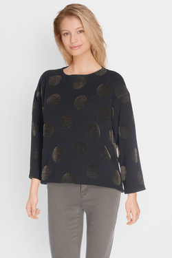 Sweat-shirt LA FEE MARABOUTEE FB1821 Noir