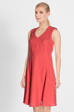 Robe LA FEE MARABOUTEE FB3149 Corail