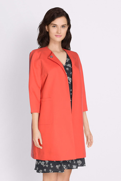 Manteau LA FEE MARABOUTEE FB3583 Orange