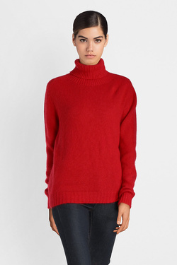 Pull LA FEE MARABOUTEE FB5442 Rouge
