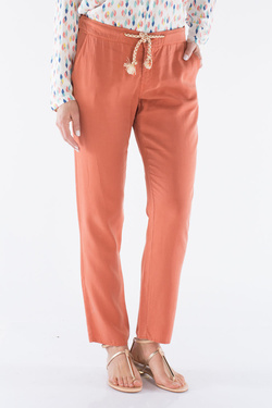 Pantalon LA FEE MARABOUTEE FB7273 Rose