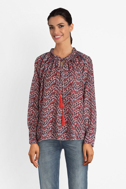 Blouse LA FEE MARABOUTEE FB7825 Rouge