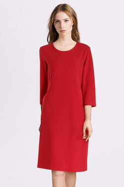 Robe LA FEE MARABOUTEE FC1245 Rouge