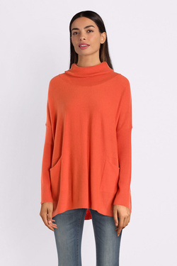 Pull LA FEE MARABOUTEE FC1200 Orange
