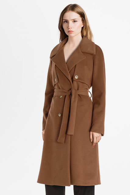Manteau trench coat LA FEE MARABOUTEE