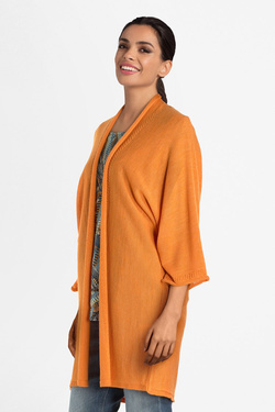 Gilet LA FEE MARABOUTEE FC3021 Orange