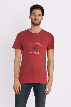 Tee-shirt LA GENTLE FACTORY 713722 Rouge