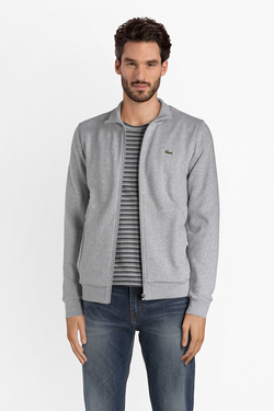 Sweat-shirt LACOSTE SH 7616 Gris clair
