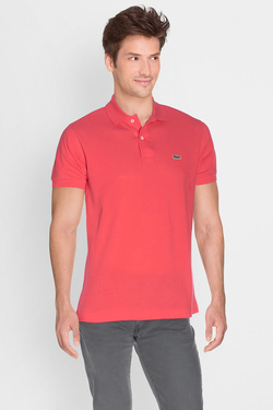 Polo LACOSTE L1212 Rouge