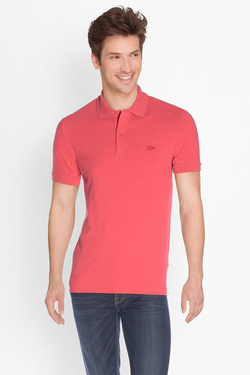 LACOSTE - PoloPH 8984Rouge