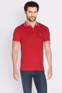 LACOSTE - PoloPH 2030Rouge