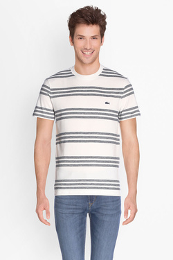 LACOSTE - Tee-shirtTH 3232Gris