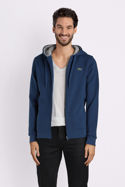 Sweat-shirt LACOSTE SH 7609 Bleu