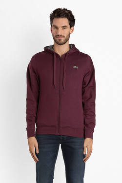 Sweat-shirt LACOSTE SH 7609 Rouge