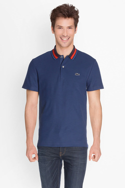 Polo LACOSTE PH 7145 Bleu marine
