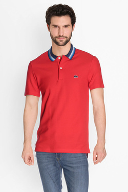 Polo LACOSTE PH 7145 Rouge