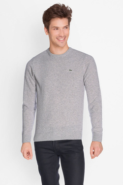 Pull LACOSTE AH 2995 Gris