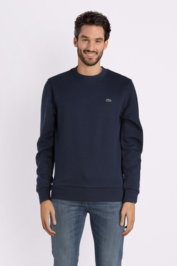 Sweat-shirt LACOSTE SH3284 Bleu marine