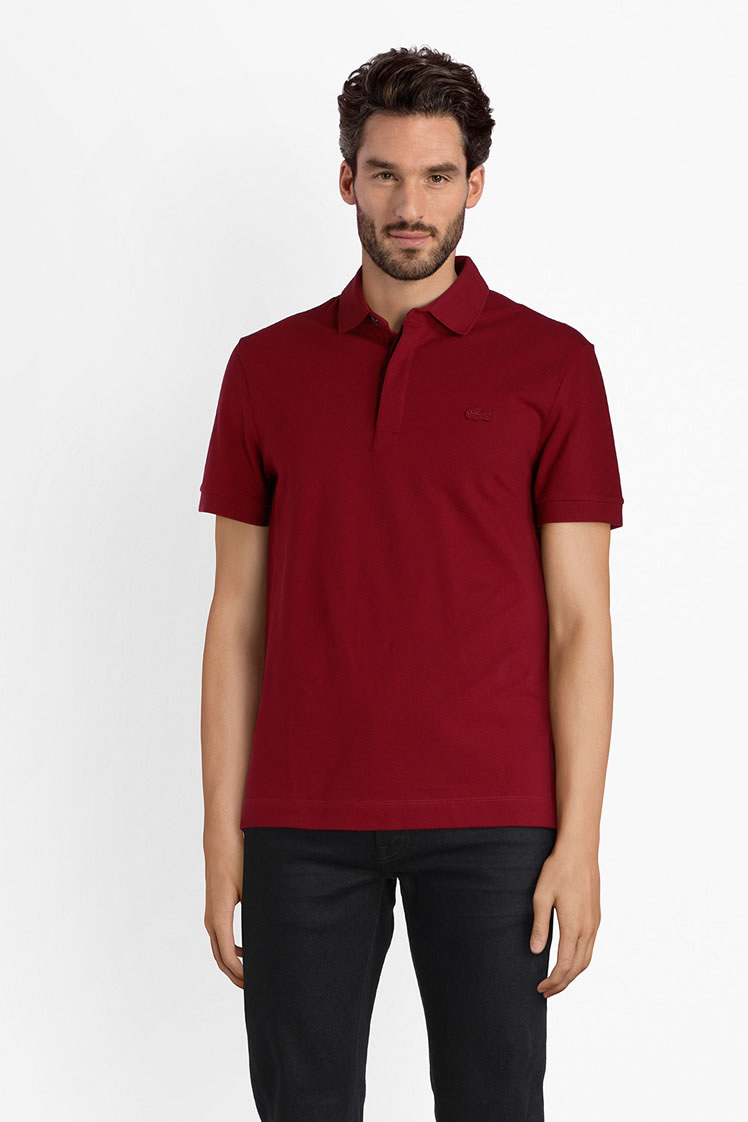 a759c35b2d8 Lacoste polo PH5522 rouge bordeaux homme