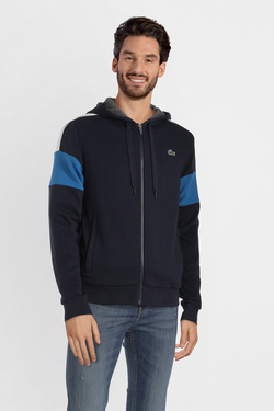 Sweat-shirt LACOSTE SH9492 Bleu marine