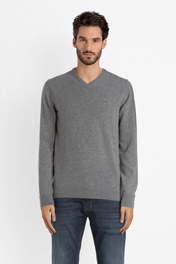 Pull LACOSTE AH0844 Gris