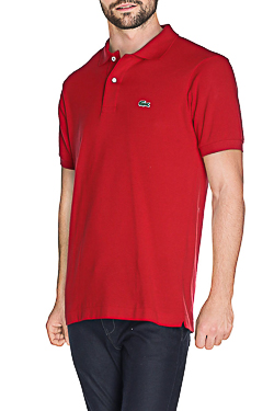 LACOSTE - PoloL 1212Rouge