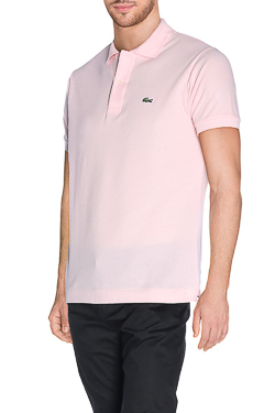 LACOSTE - PoloL1212Rose