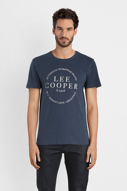 Tee-shirt LEE COOPER 0065352756 Bleu