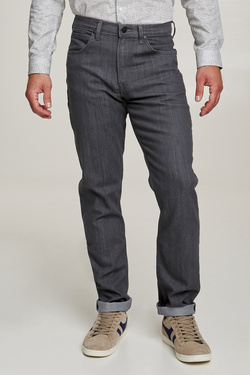 Jean LEE BROOKLYN STRAIGHT CLEAN GREY Lee Clean Grey