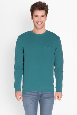 Sweat-shirt LEE L82BOTSL Vert