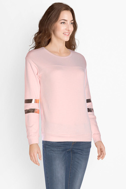 LEE - Sweat-shirtL52EOTSDRose pale
