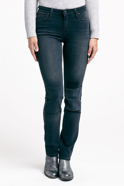 Jean LEE L305AELL Lee Patched Black