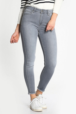 Jean LEE L626YEUW Lee Grey Raw