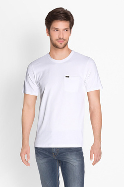 Tee-shirt LEE L61IRE12 Blanc