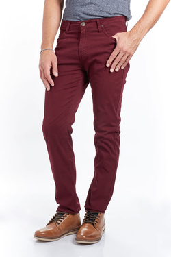 Pantalon LEE L701FM10 Lee Burgundy