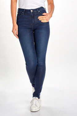 Jean LEE L626RKKD Lee Polished Indigo